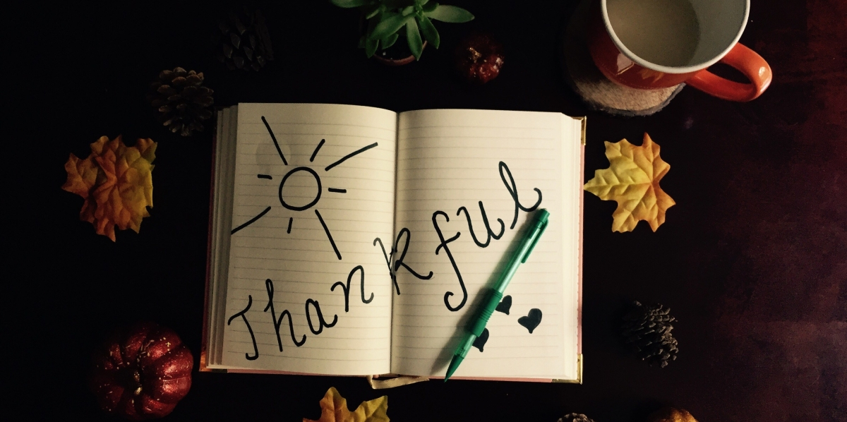 Why You Need to Start a Gratitude Journal Right Now